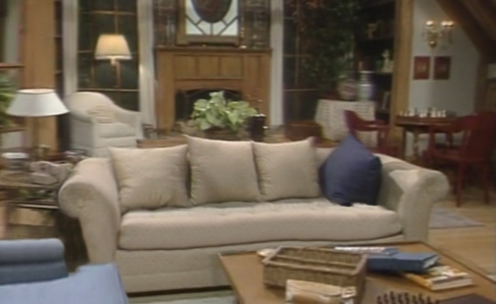 Family Matters Show Living Room